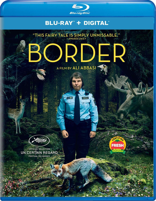 Border (Blu-ray)(Region A)
