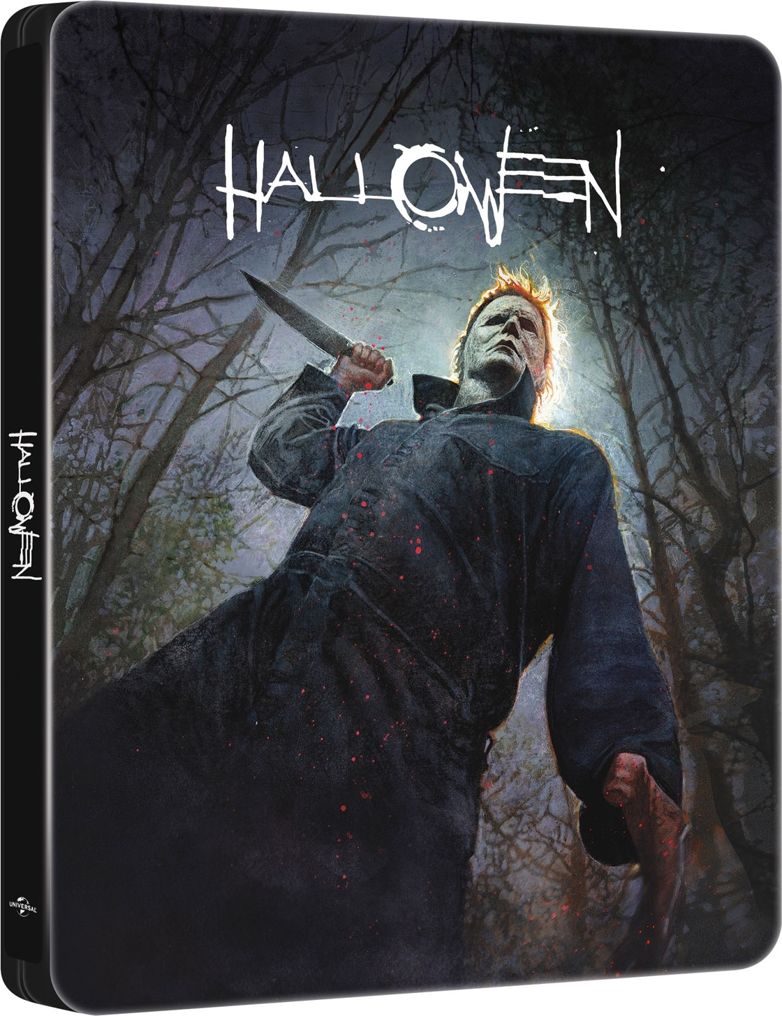 Halloween 4K (SteelBook)(2018) Ultra HD Blu-ray