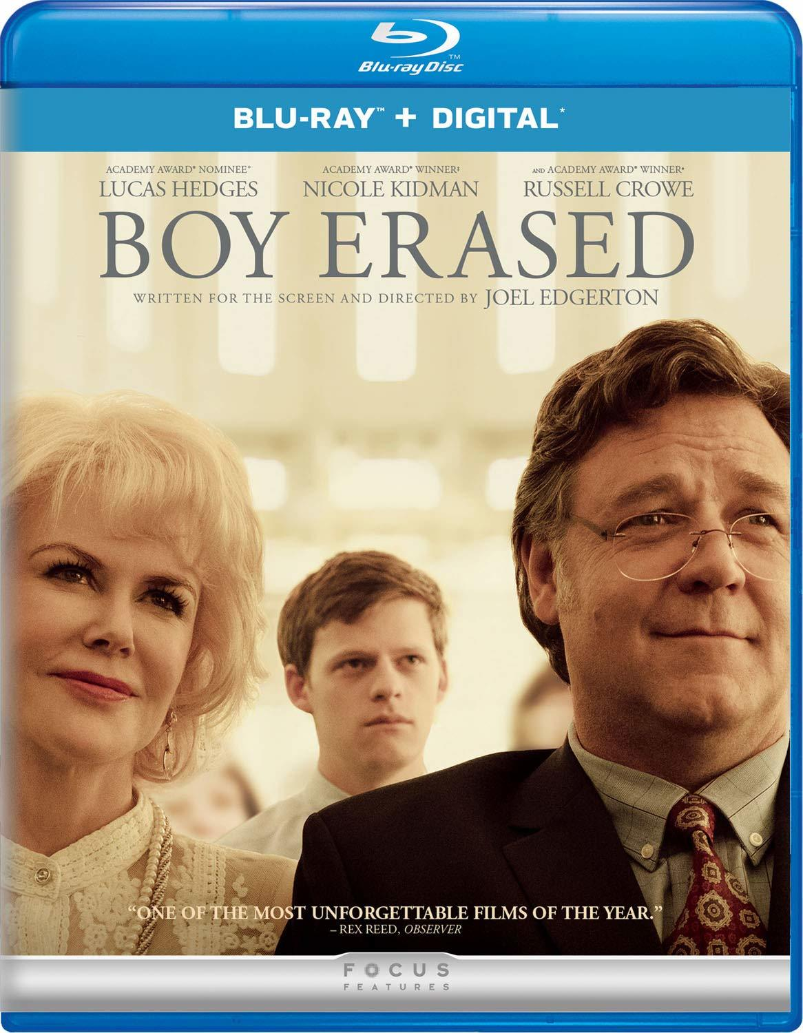 Boy Erased (Blu-ray)(Region Free)
