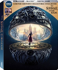 The Nutcracker and the Four Realms 4K (Blu-ray) Temporary cover art