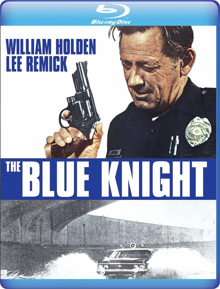The Blue Knight (Warner Archive Collection)(Blu-ray)(Region Free)(Pre-order / Jan 1)
