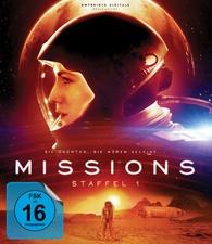 Missions: Season 1 (Blu-ray)