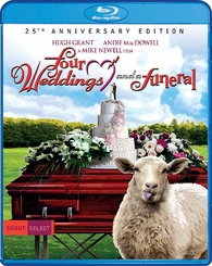 Four Weddings And A Funeral Blu Ray Release Date February 12 2019 25th Anniversary Edition