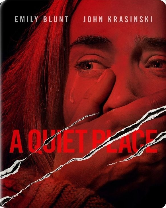 A Quiet Place (SteelBook)(4K Ultra HD Blu-ray)