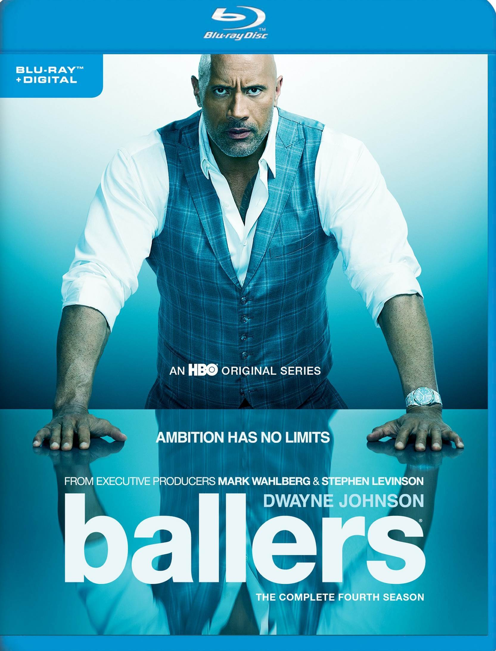 Ballers: The Complete Fourth Season (Blu-ray)(Region Free)(Pre-order / Jan 29)