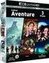 Coffret Aventure 4K (Blu-ray)