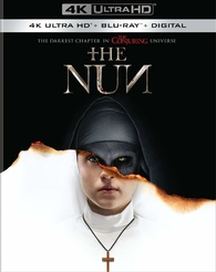 The Nun 4K (Blu-ray)