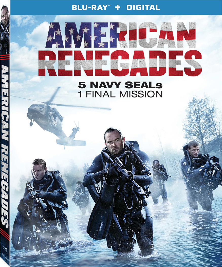 American Renegades (Blu-ray)(Region A)(Pre-order / Jan 22)