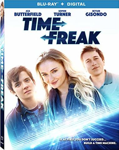 Time Freak (Blu-ray)(Region A)