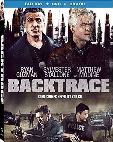 Backtrace (Blu-ray)(Region A)(Pre-order / Feb 19)