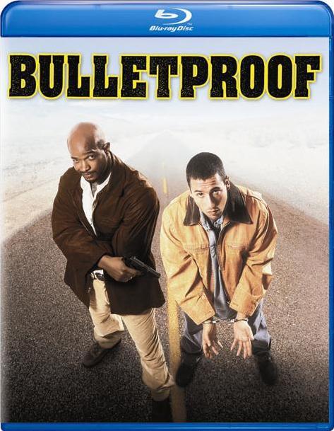 Bulletproof 1996 BluRay 480p Dual Audio In Hindi 300Mb