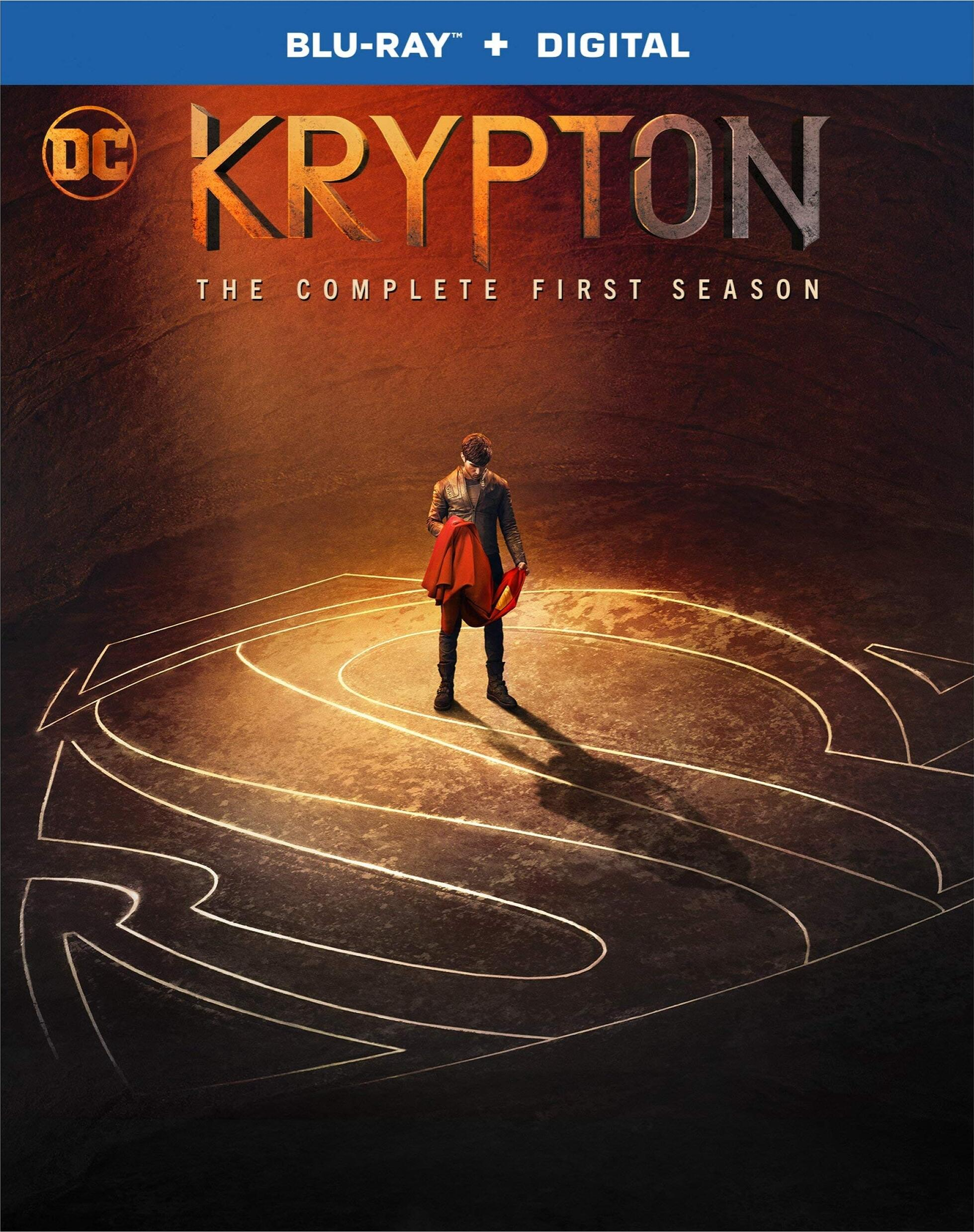Krypton: The Complete First Season (Blu-ray)(Region Free)