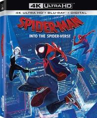Spider-Man: Into the Spider-Verse 4K (Blu-ray)