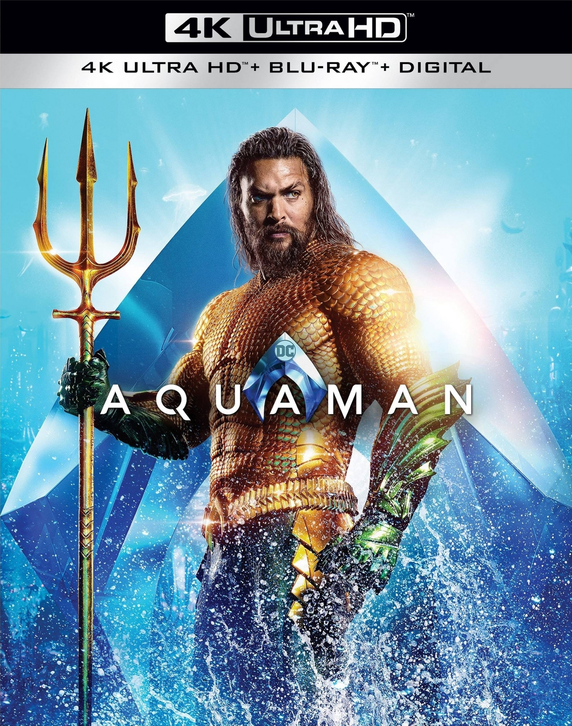 Aquaman 4K Ultra HD Blu-ray Review