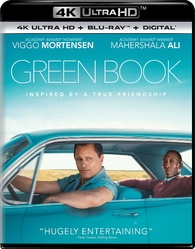 Green Book 4K (Blu-ray)