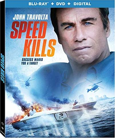 Speed Kills (Blu-ray)(Region A)