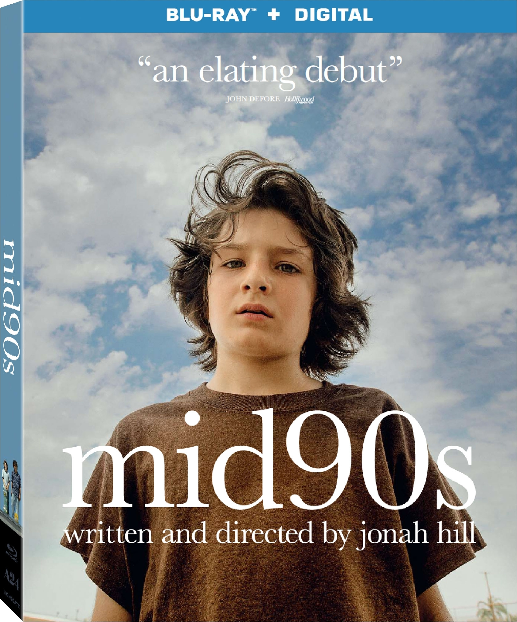 Mid90s (Blu-ray)(Region A)