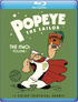 Popeye the Sailor: The 1940s, Volume 1 (Blu-ray)