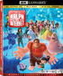 Ralph Breaks the Internet 4K (Blu-ray)