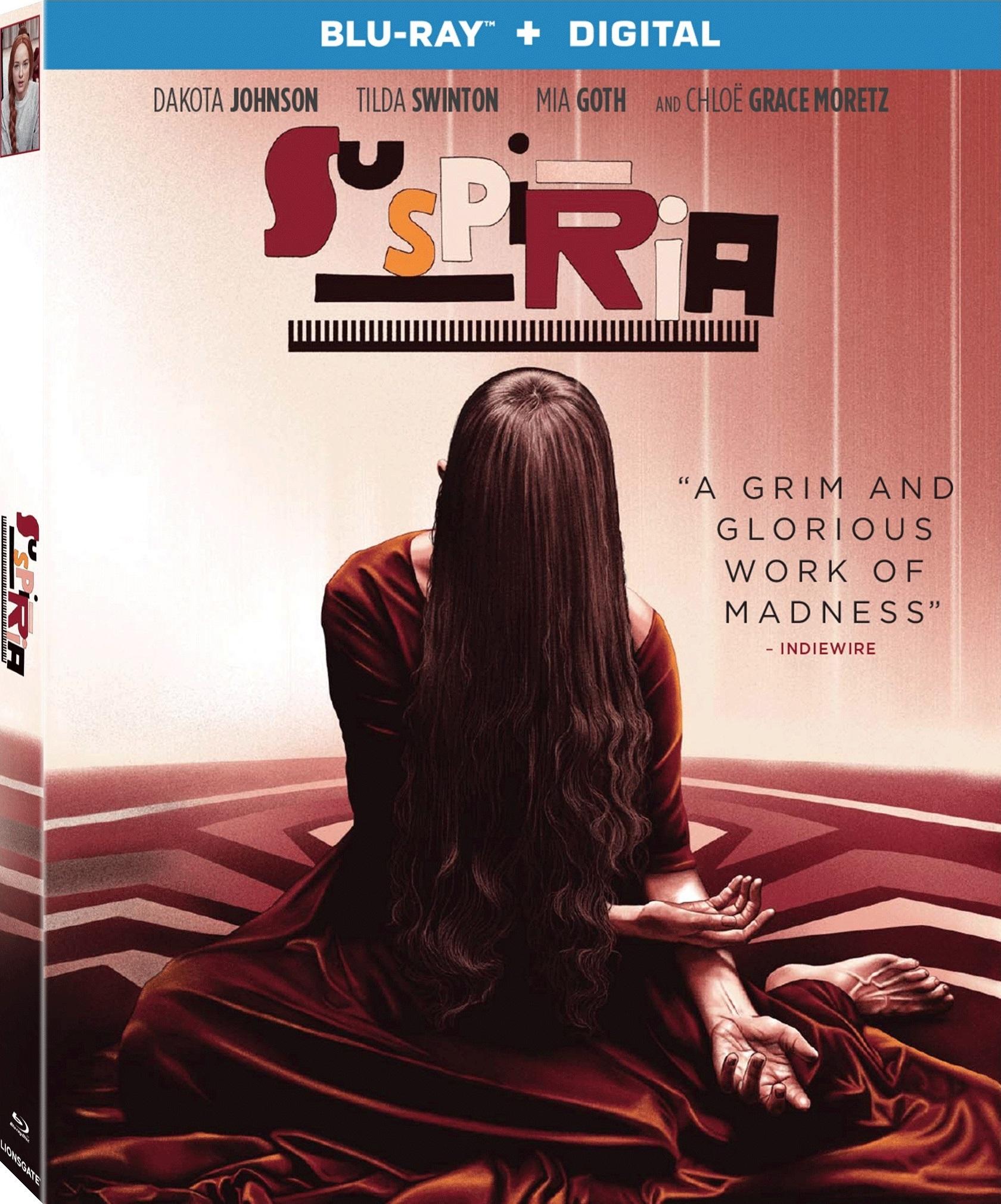 Suspiria (2018)(Blu-ray)(Region A)