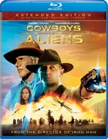 Cowboys And Aliens Blu Ray Extended Edition