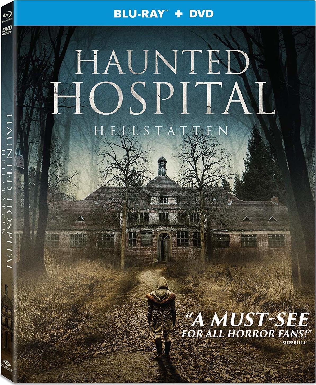 Haunted Hospital: Heilstätten (Blu-ray)(Region Free)