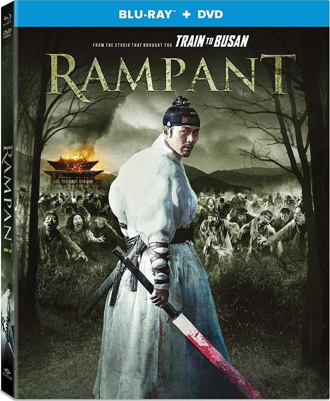 Rampant (Blu-ray)(Region Free)(Pre-order / Feb 26)