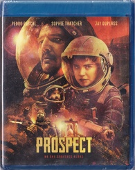 Prospect (Blu-ray) Temporary cover art