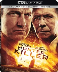 Hunter Killer 4K (Blu-ray)