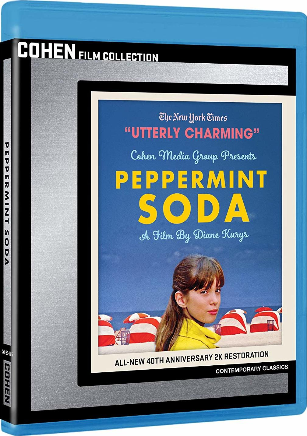 Peppermint Soda (Blu-ray)(Region A)(Pre-order / Feb 19)