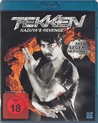 Tekken A Man Called X Blu Ray Release Date December 7 2018