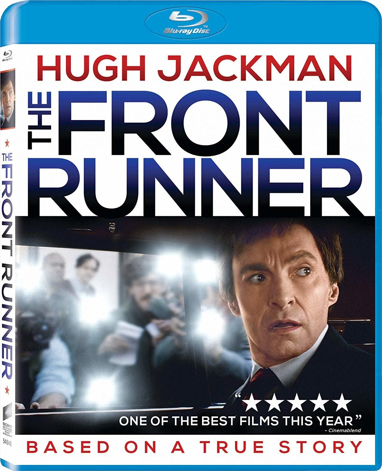 The Front Runner (Blu-ray)(Region A)
