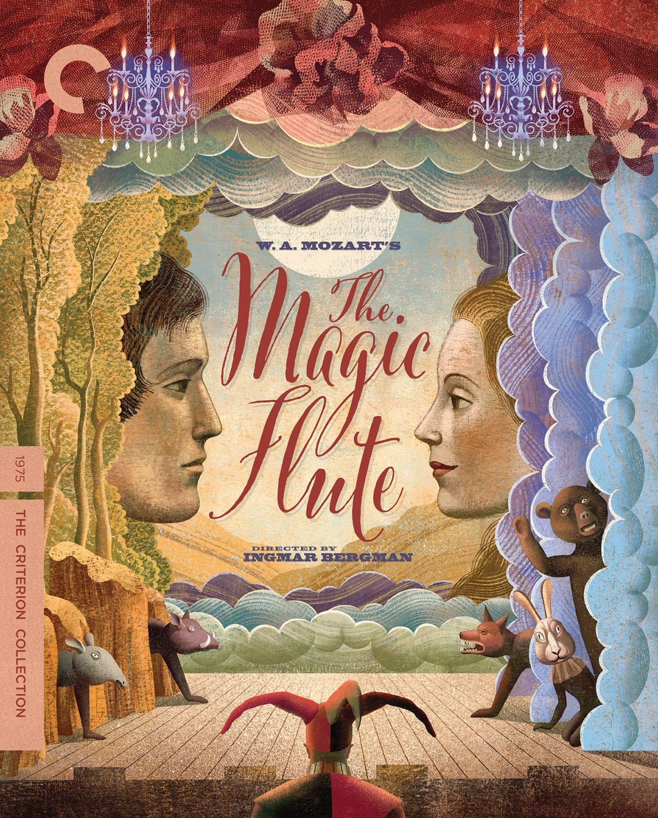 The Magic Flute (The Criterion Collection)(Blu-ray)(Region A)