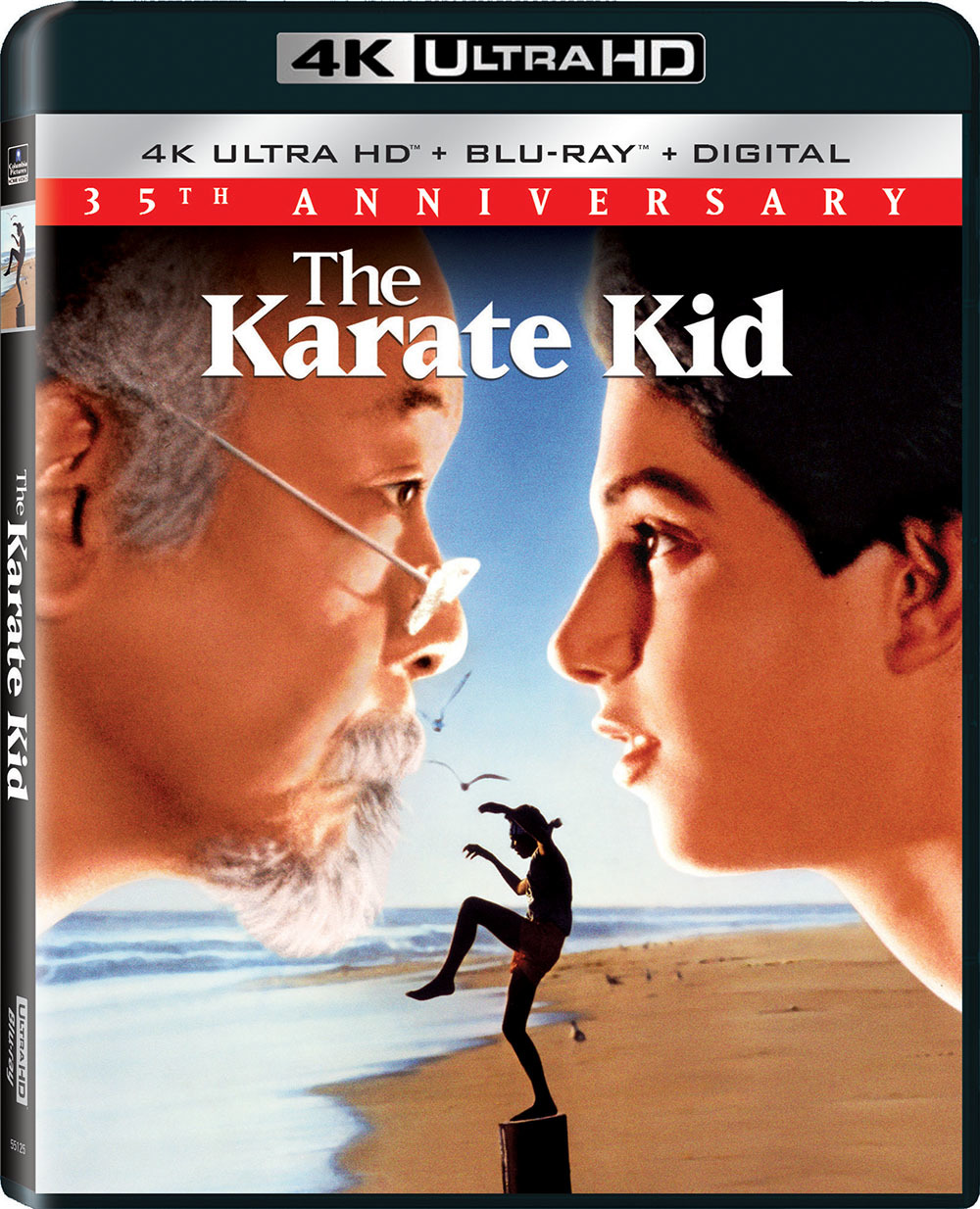 The Karate Kid (4K Ultra HD Blu-ray)(Pre-order / Apr 16)