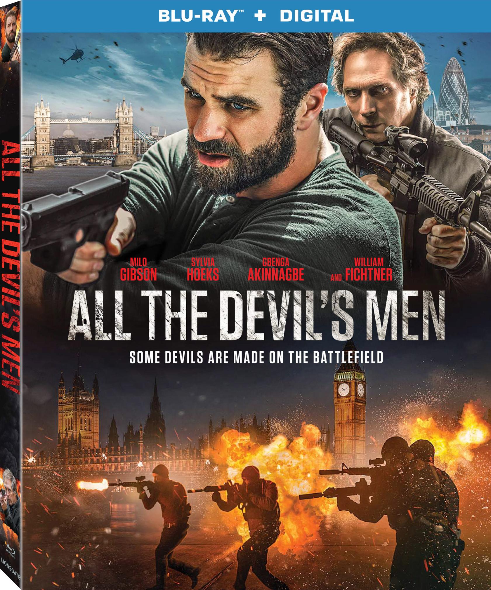 All the Devil's Men (Blu-ray)(Region A)