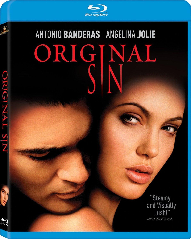 Angelina Jolie Original Sin original sin (blu-ray)(region free)