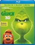 Dr. Seuss' The Grinch 3D (Blu-ray)