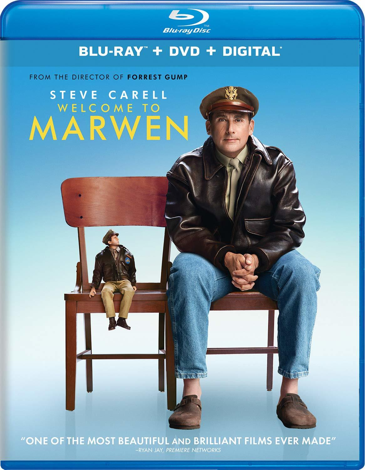 Welcome to Marwen (Blu-ray)(Region Free)