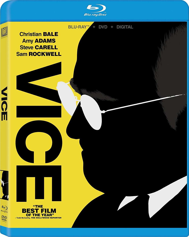 Vice (Blu-ray)(Region A)
