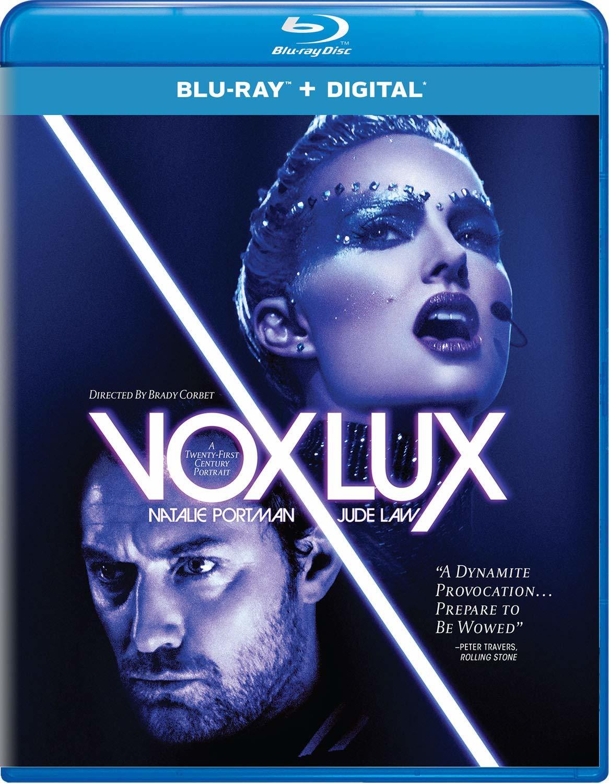 Vox Lux (Blu-ray)(Region A)(Pre-order / Mar 5)