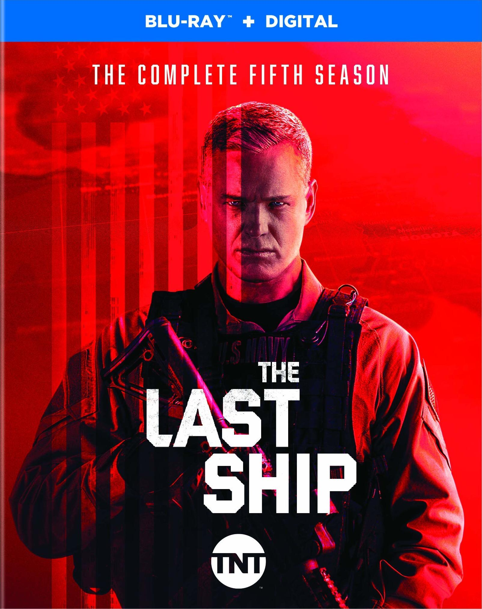 The Last Ship: The Complete Fifth Season (Blu-ray)(Region Free)(Pre-order / Mar 12)