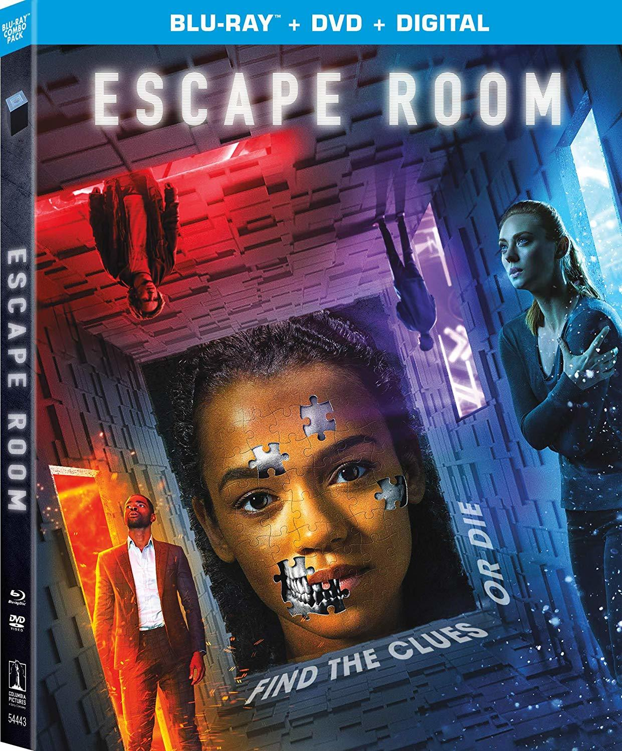 Escape Room (Blu-ray)(Region Free)