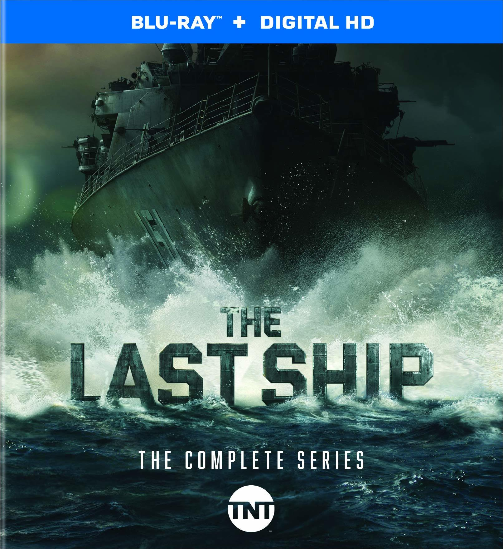The Last Ship: The Complete Series (Blu-ray)(Region Free)(Pre-order / Mar 12)