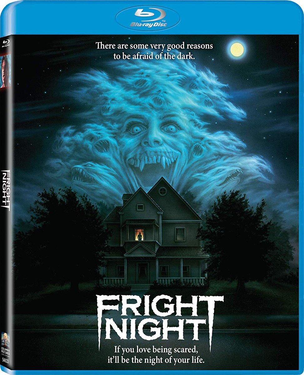Fright Night (1985)(Blu-ray)(Region A)(Pre-order / Feb 26)