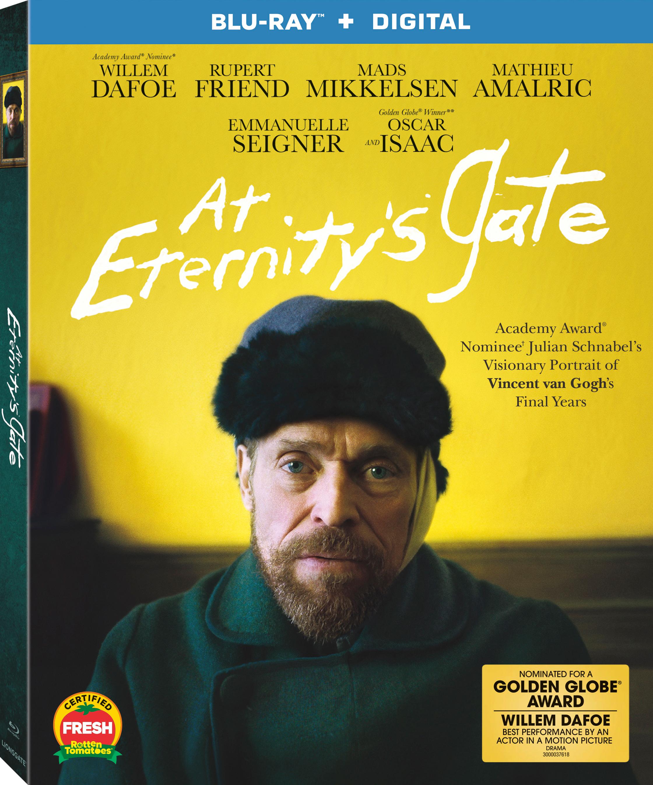At Eternity's Gate (Blu-ray)(Region A)(Pre-order / Feb 12)