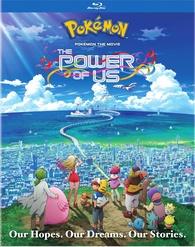Pokémon the Movie: The Power of Us (Blu-ray)