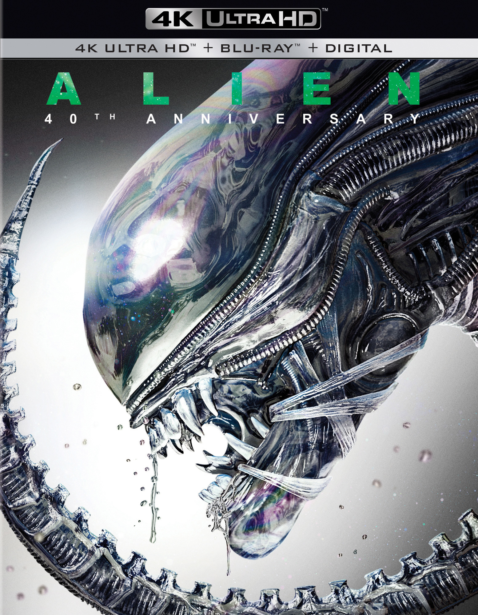 Alien (1979) 40th Anniversary Edition 4K Ultra HD