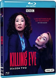 Killing Eve: Season 2 (Blu-ray)