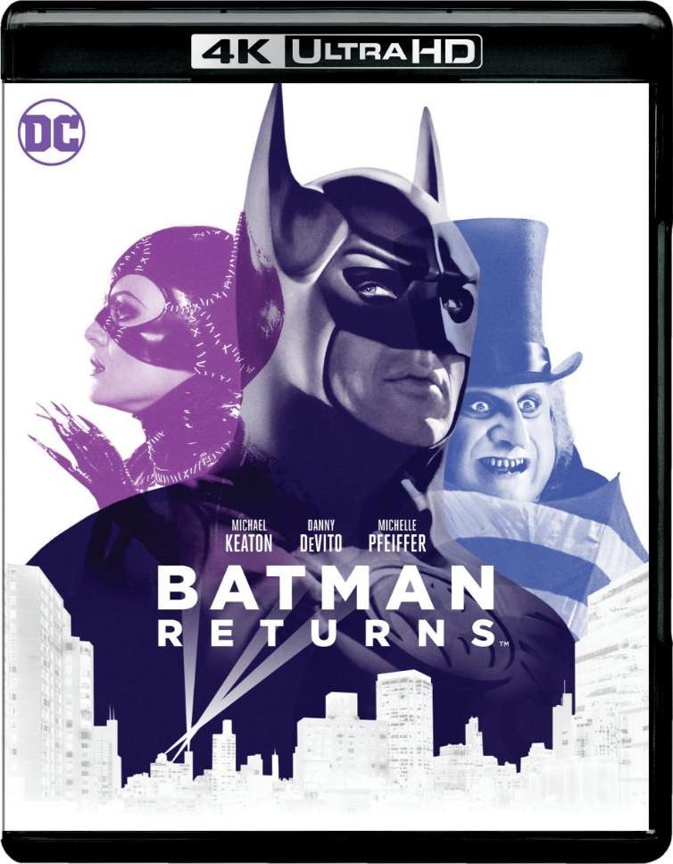 Batman Returns (4K Ultra HD Blu-ray)(Pre-order / Jun 4)