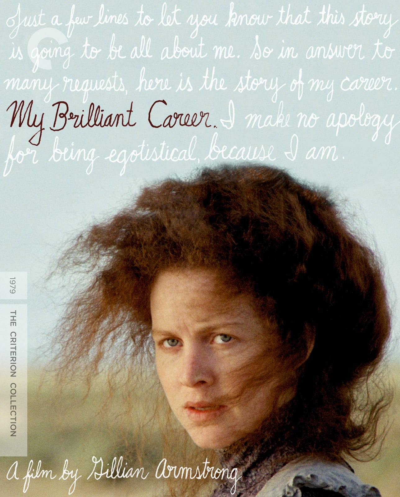 My Brilliant Career (The Criterion Collection)(Blu-ray)(Region A)(Pre-order / Apr 30)
